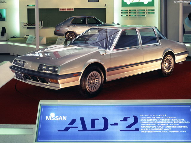 Nissan AD-2 Concept (1977)