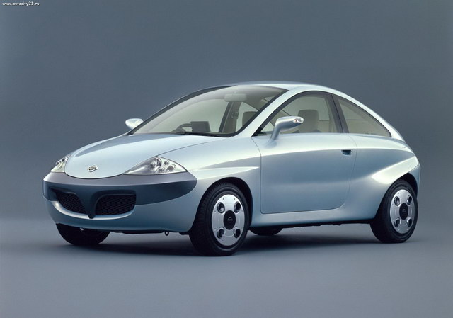 Nissan Cypact Concept (1999)