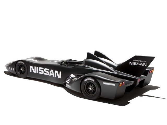 Nissan DeltaWing Experimental Race Car Concept (2012)