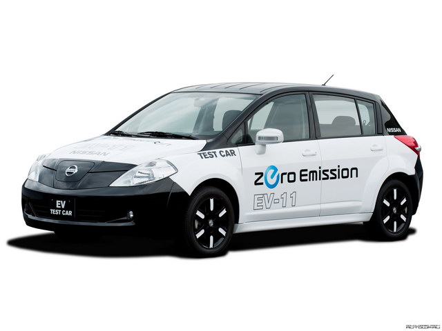 Nissan EV-11 Test Car Concept (2009)