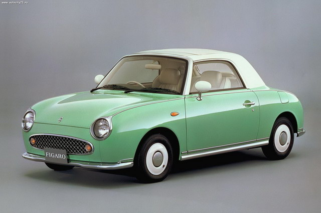 Nissan Figaro Concept (1989)