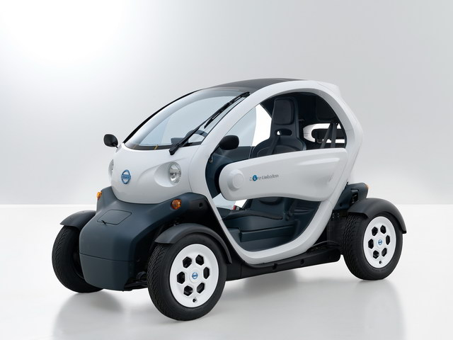 Nissan New Mobility Concept (2011)