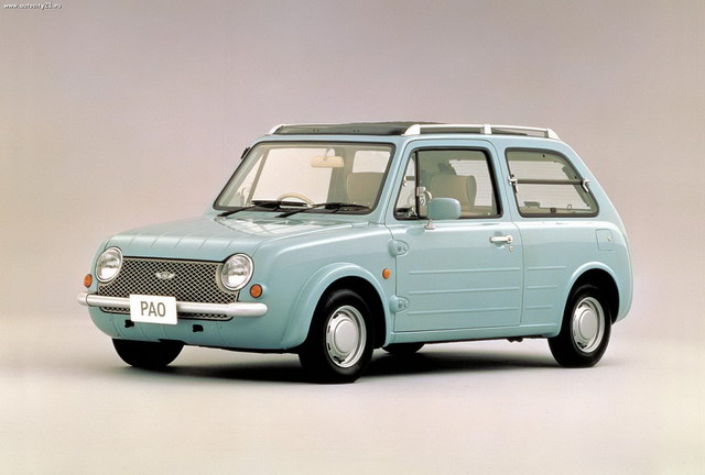Nissan Pao Concept (1987)