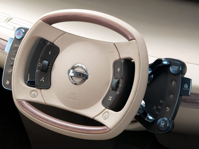 Nissan Serenity Concept (2003)
