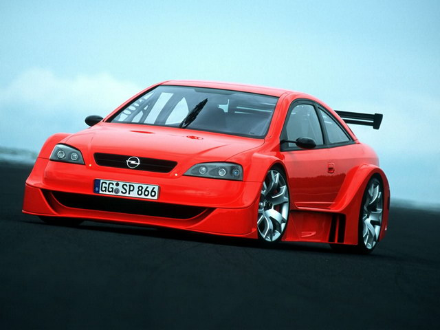 Opel Astra Coupe OPC X-Treme Concept (2001)