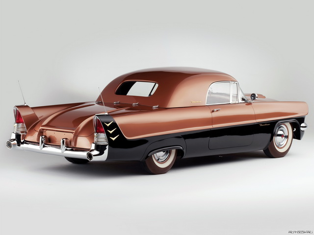 Packard Panther Daytona Roadster Concept (1954)
