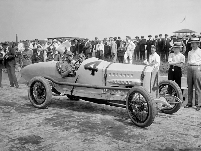 Packard Twin Six Experimental Racer Prototype (1916)