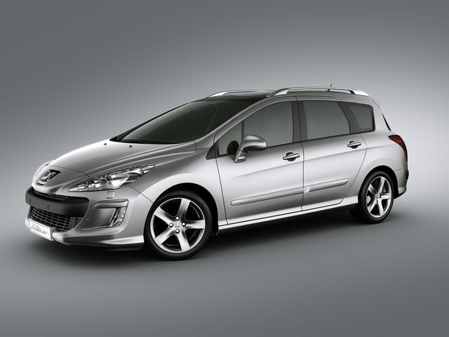 Peugeot 308 SW Prologue Concept (2007)