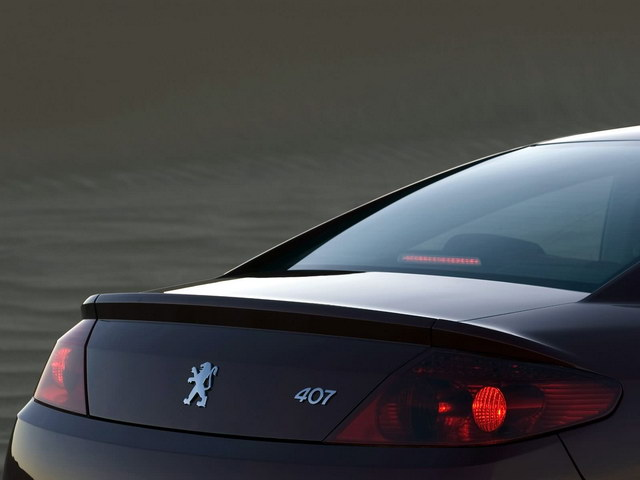 Peugeot 407 Prologue Concept (2005)
