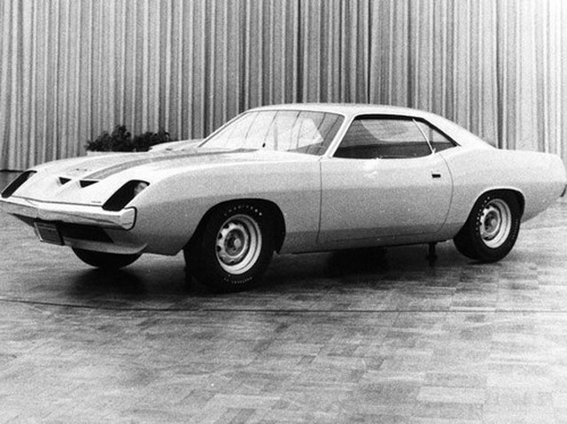Plymouth Barracuda Prototype