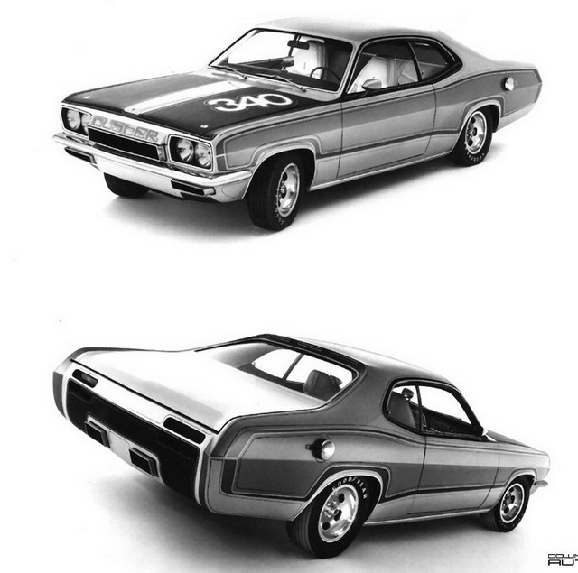 Plymouth Duster 340 Concept (1970)
