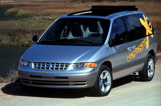 Plymouth Voyager XG Concept (1998)