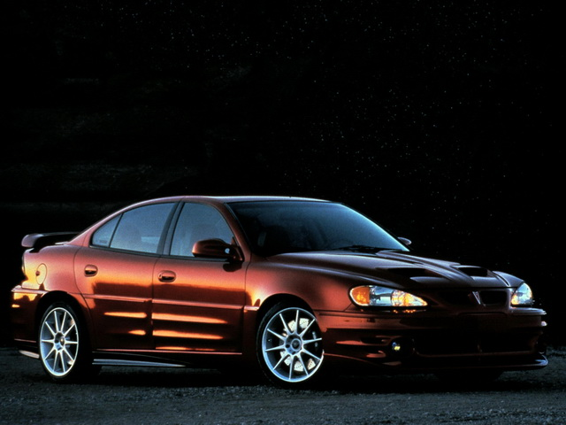 Pontiac Grand Am SC-T Concept (1999)