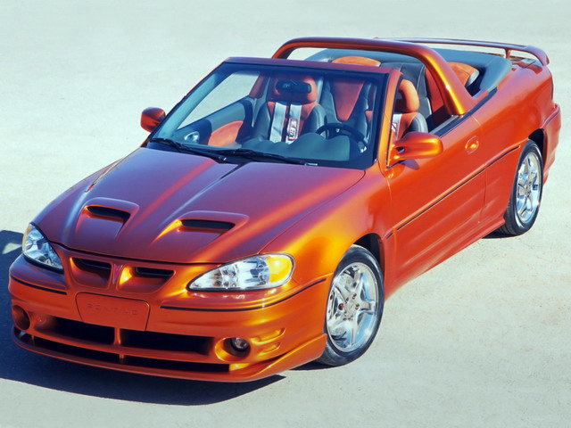 Pontiac Grand Am SCT Concept (2000)