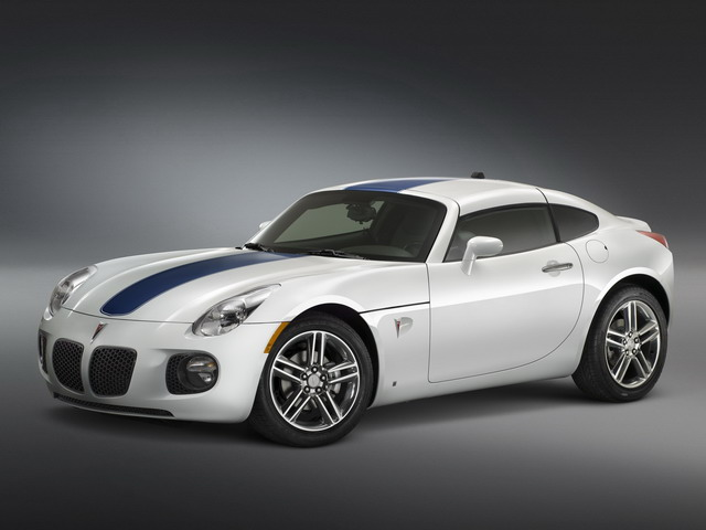 Pontiac Solstice GXP Coupe Racing Heritage Concept (2008)