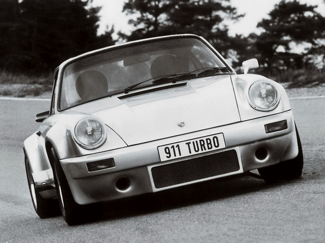 Porsche 911 Turbo Prototype (1973)