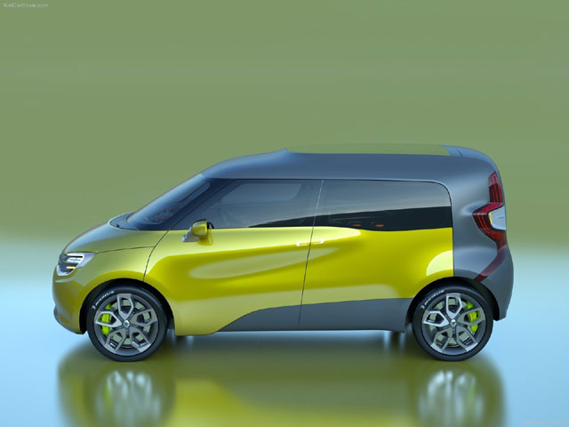 Renault Frendzy Concept (2011)