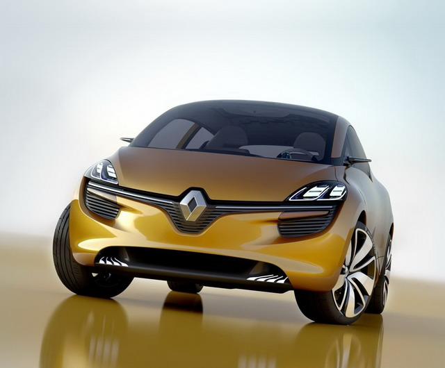 Renault R-Space Concept (2011)