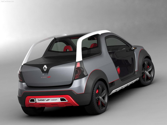 Renault Sand'up Concept (2008)