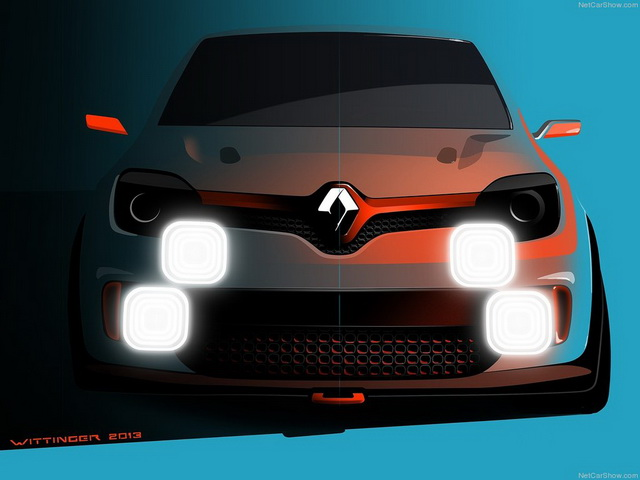Renault Twin-Run Concept (2013)