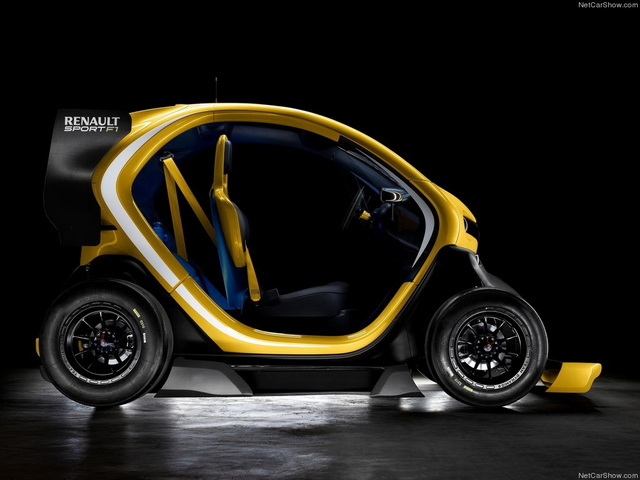 Renault Twizy RS F1 Concept (2013)