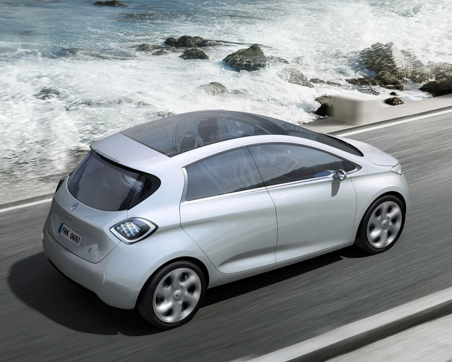 Renault Zoe Preview Concept (2010)