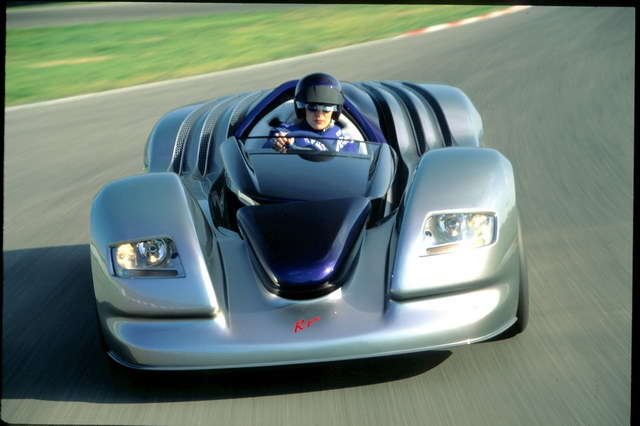 Rinspeed Advantige R One Concept (2001)