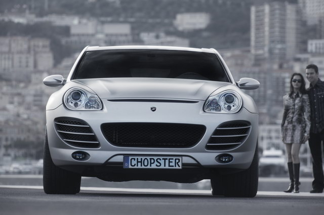 Rinspeed Chopster Concept (2005)
