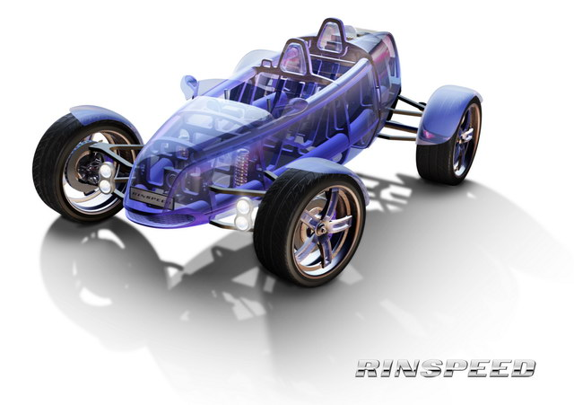 Rinspeed eXasis Concept (2006)