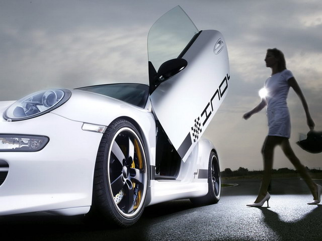 Rinspeed Indy Concept (2006)