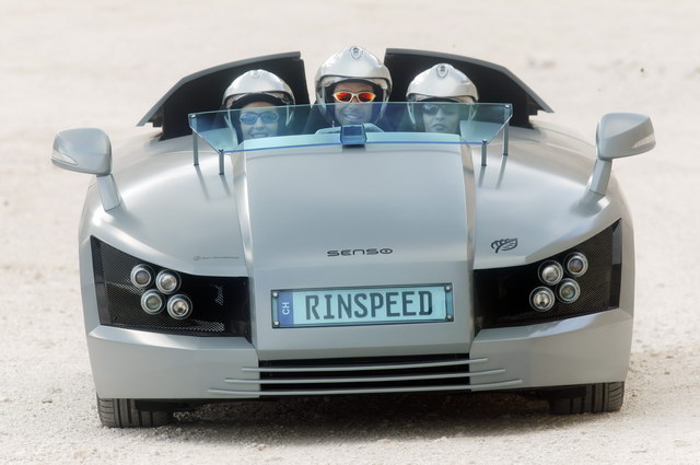Rinspeed Senso Concept (2005)