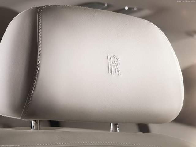 Rolls-Royce Ghost Six Senses Concept (2012)