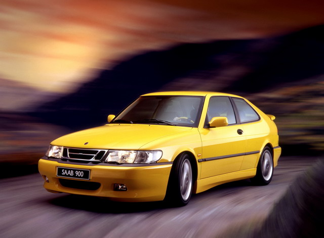 SAAB 900 SVO Coupe Concept (1995)