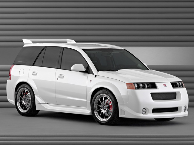 Saturn Vue Red Line Street Play Concept (2004)