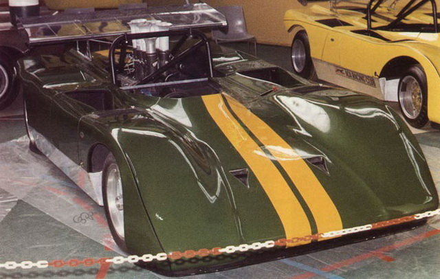 Sbarro Can-Am 5.0 Concept (1971)