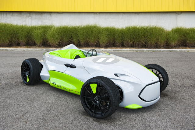 Sbarro Supercharged 11 Concept (2011)