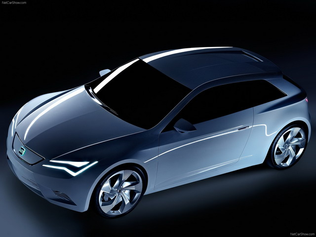SEAT IBe Concept (2010)
