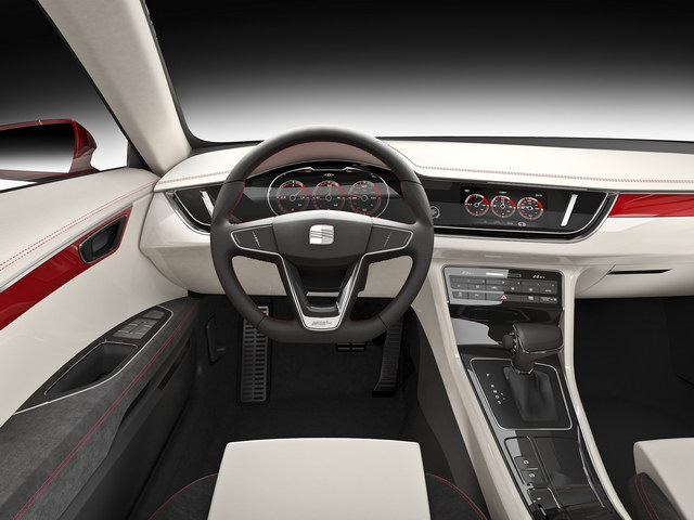 Seat IBL Concept (2011)