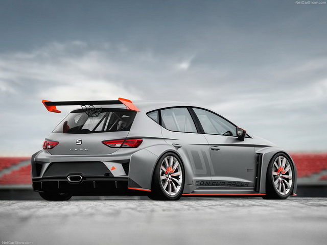 SEAT Leon Cup Racer Concept (2013)