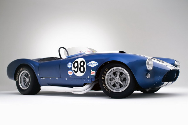 Shelby Cobra 427 Flip-Top Prototype (1964)