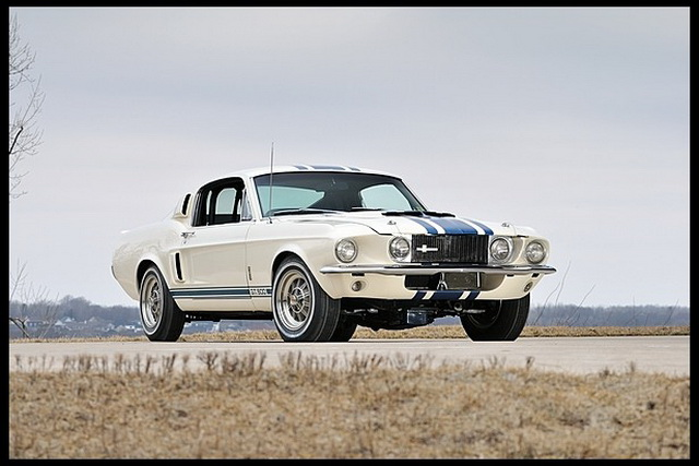 Shelby GT500 Super Snake Concept (1967)