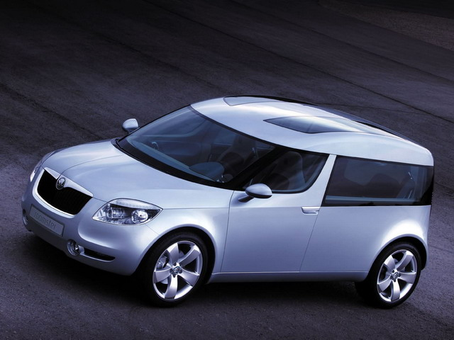 Skoda Roomster Concept (2003)