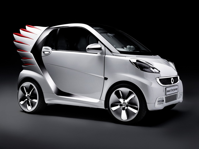 Smart ForJeremy Concept (2012)
