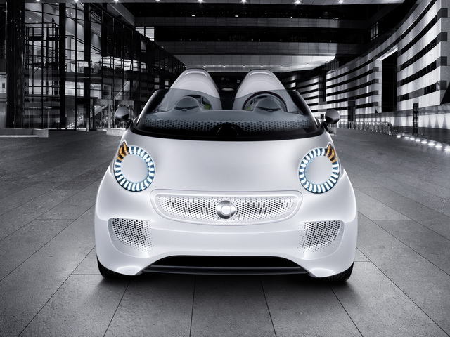 Smart ForSpeed Concept (2011)