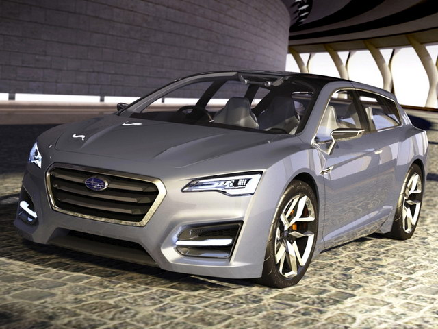 Subaru Advanced Tourer Concept (2011)