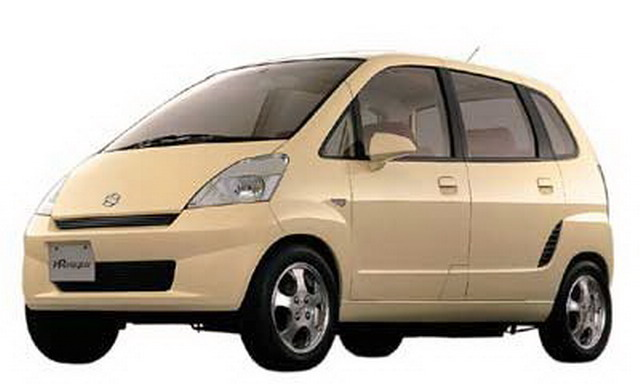 Suzuki MR Wagon Concept (1999)