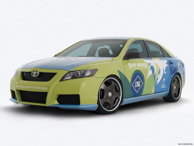 Toyota Camry CNG Hybrid  Surfrider Concept (2009)