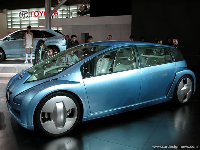 Toyota Fine-N Concept (2003)