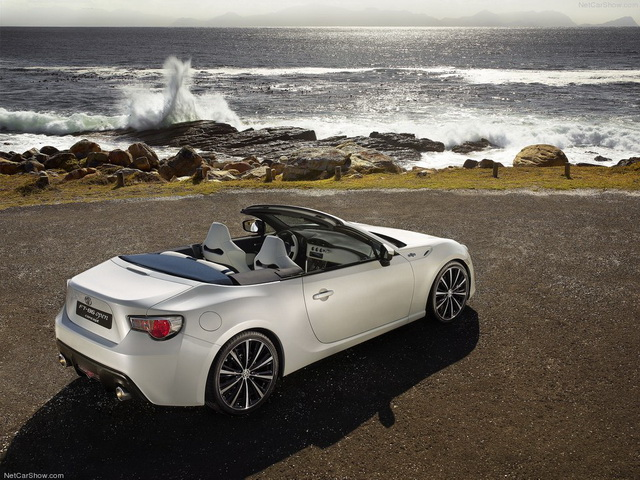 Toyota FT-86 Open Concept (2013)