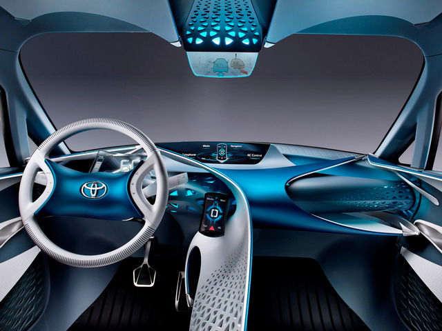 Toyota FT-Bh Concept (2012)